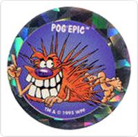 Série 1 N°42 Avimage 1995 The World Pog Federation POG